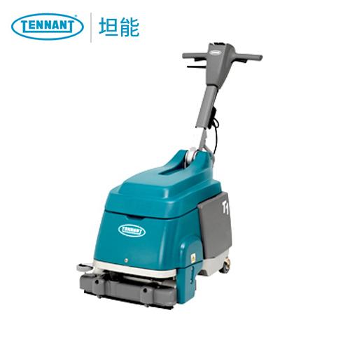 坦能手推式小型洗地机T1