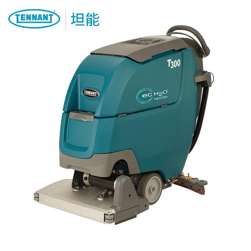 坦能手推式洗地机T300