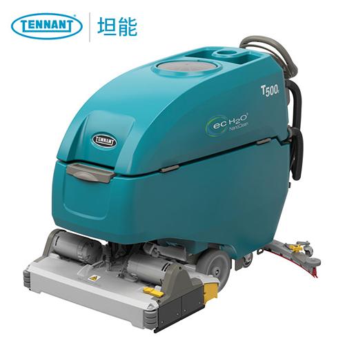 坦能手推式洗地机T500e