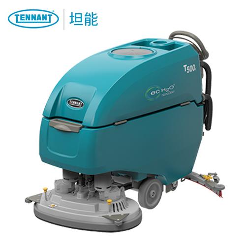 坦能手推式工业洗地机T600e