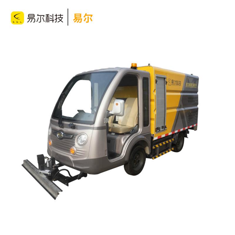 电动环卫小型高压清洗车