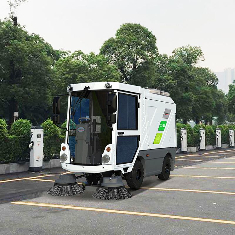 高美新能源电动环保扫地车CCV1500