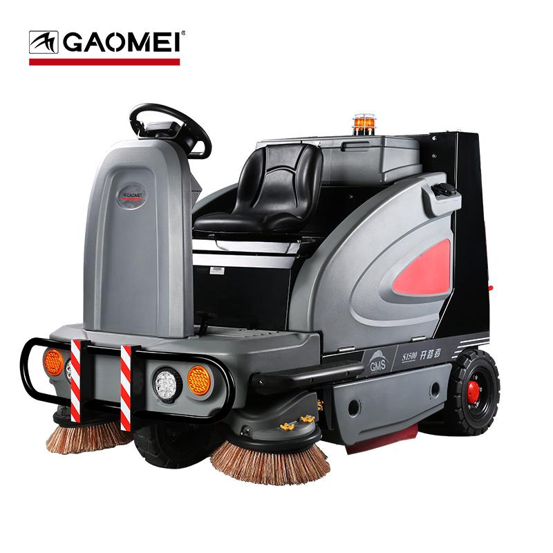 高美智慧型扫地车S1500