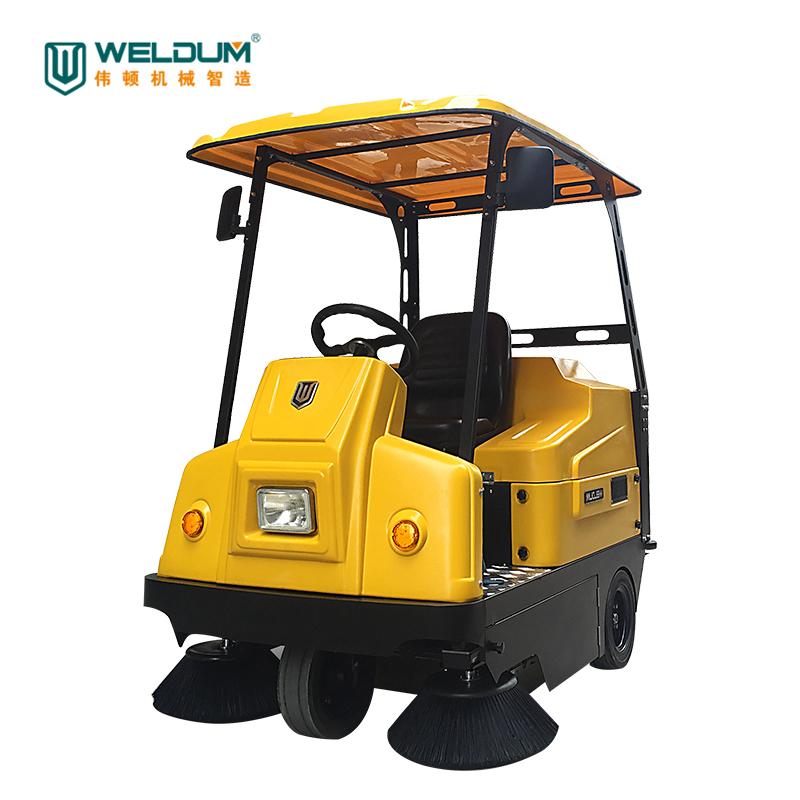 伟顿驾驶式扫地机W1380
