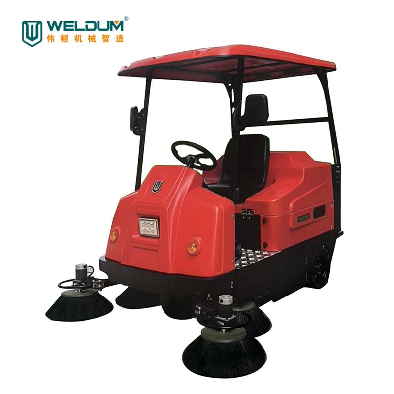工业驾驶式扫地机伟顿W1800