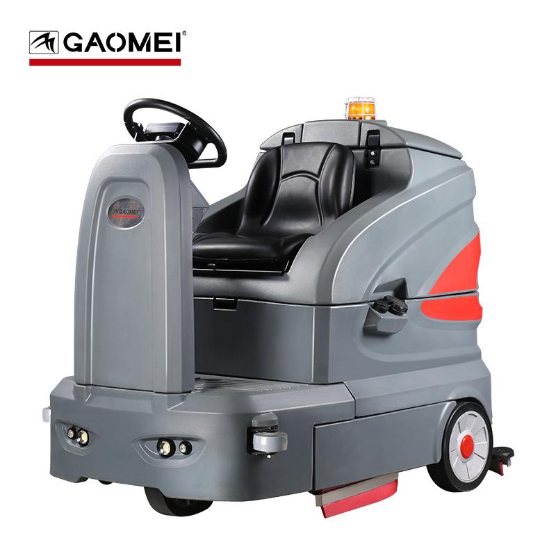 高美洗地机S160