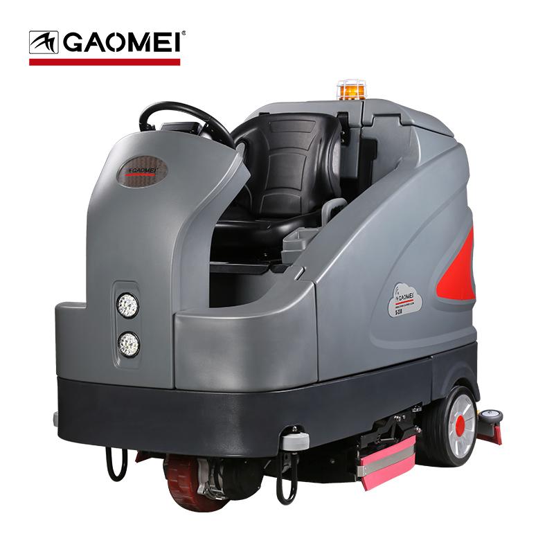 高美智慧型洗地车S230