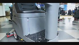 GM-AC洗地机操作视频