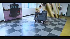 GM-RMINI洗扫一体机操作视频