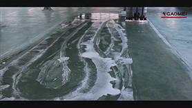 GM230洗地机演示视频