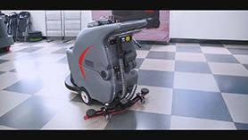 GM56BT洗地机演示视频