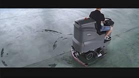 GM110BTR80洗扫一体机演示视频
