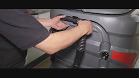 GM-130洗地机操作视频